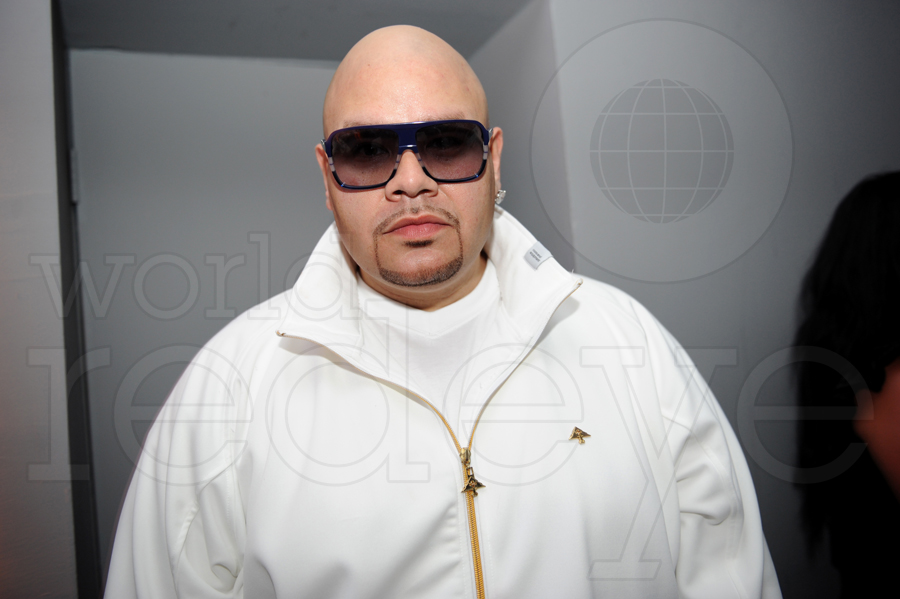 PROUD TO REPRESENT FAT JOE