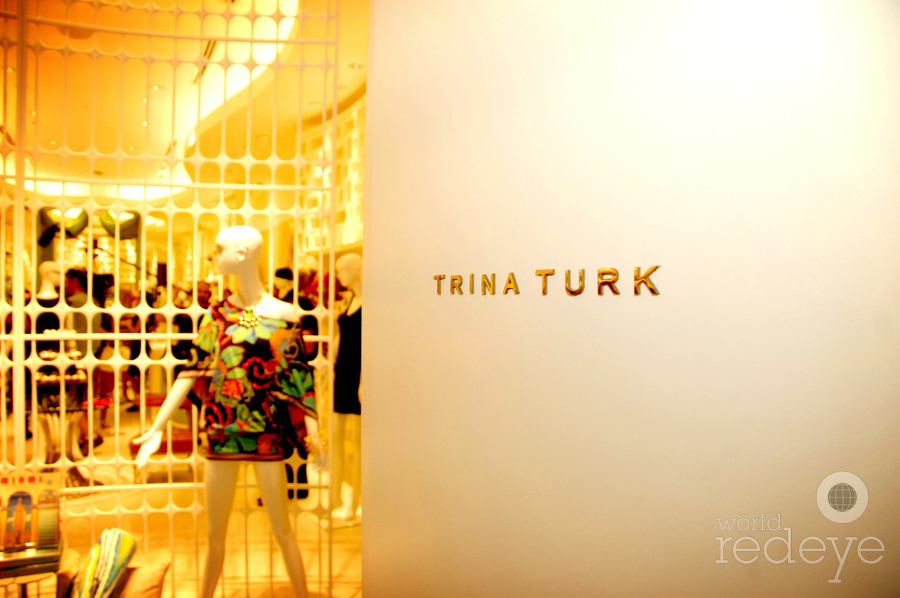 trina turk's night out