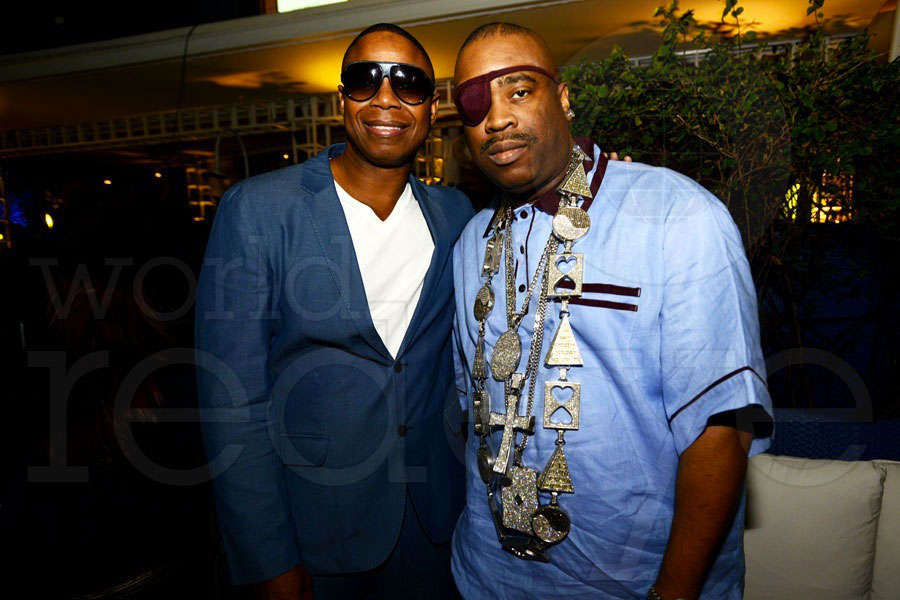 Doug E. Fresh & Slick Rick at Shore Club NYE