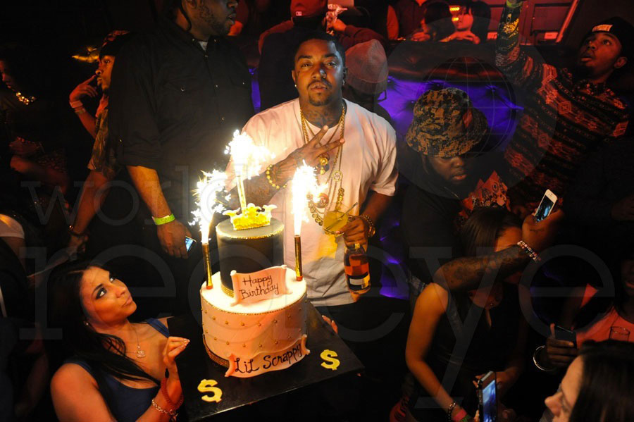 Lil Scrappy's Birthday at Cameo