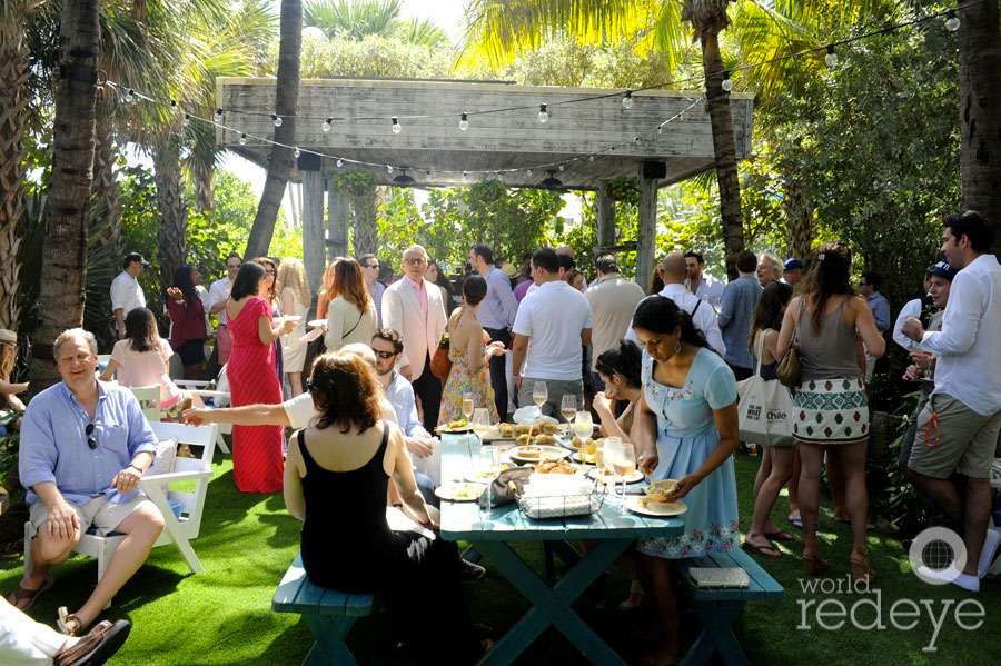 Geoffrey Zakarian BBQ at Soho Beach House