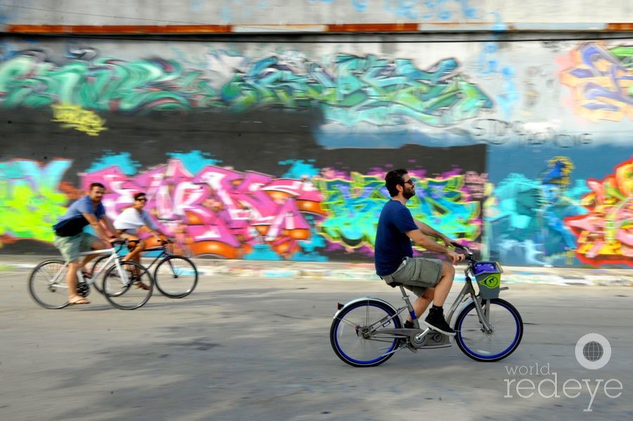 MAM's Wynwood Deco Bike Tour