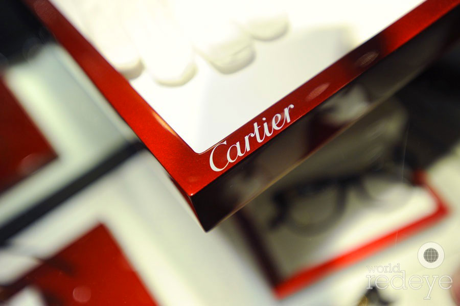 Oberlé Opticians Features Cartier Eyewear