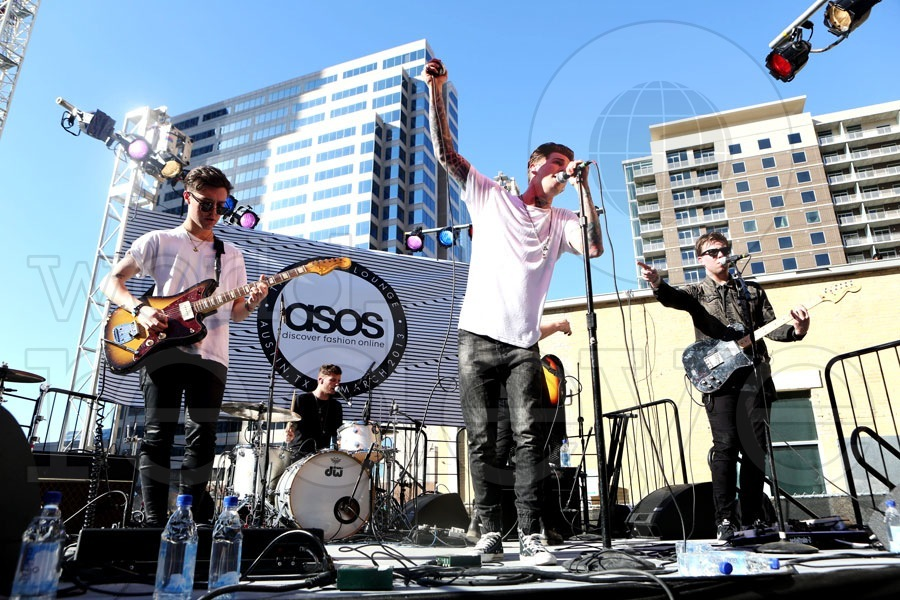 detailed look outlet on sale sneakers Asos Music Lounge at SXSW - World Red Eye | World Red Eye