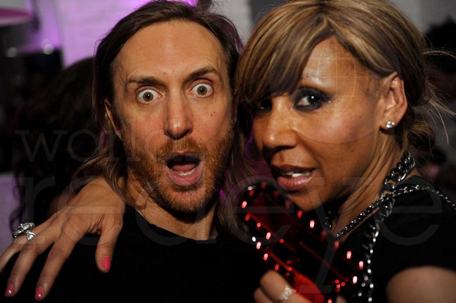 Cathy Guetta Instagram David Cathy Guetta Shot by