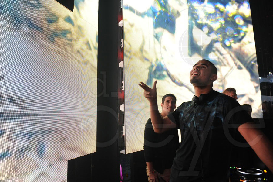 Afrojack at SET
