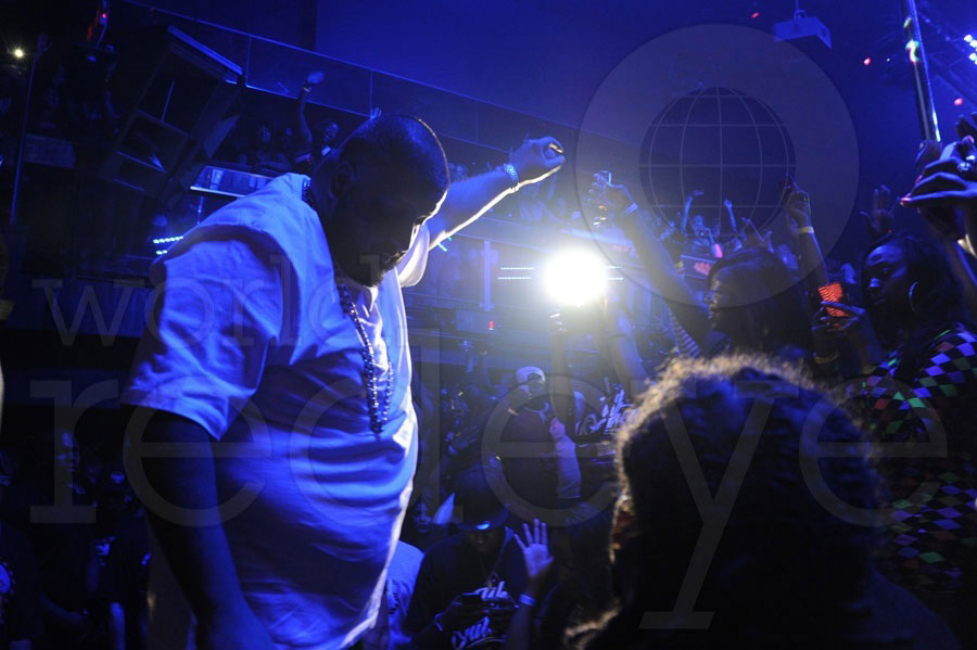 DJ Khaled & Ace Hood at Cameo