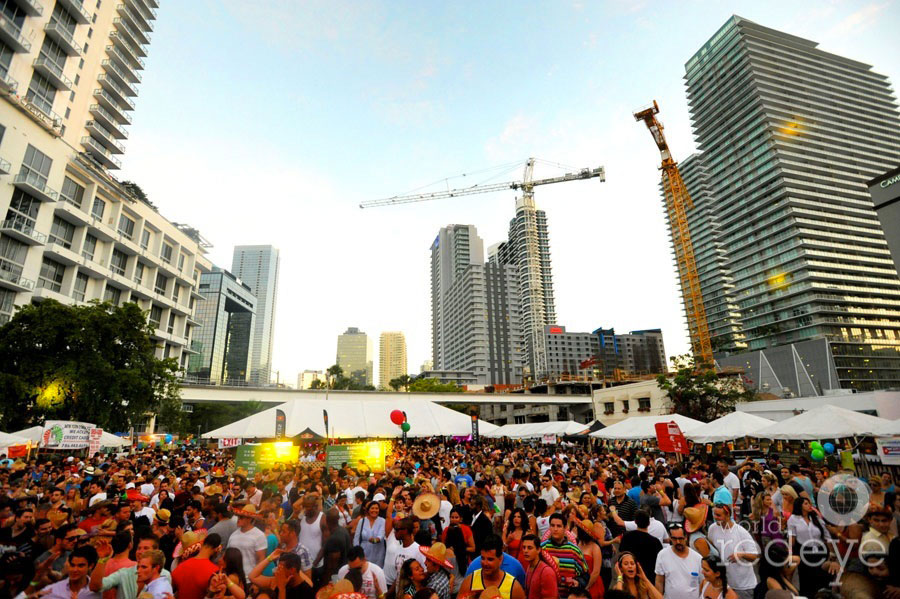 BrickellFest Cinco de Mayo