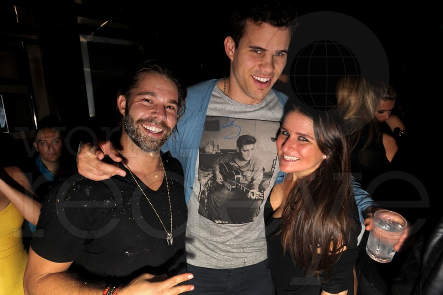 Kris Humphries at SL Miami