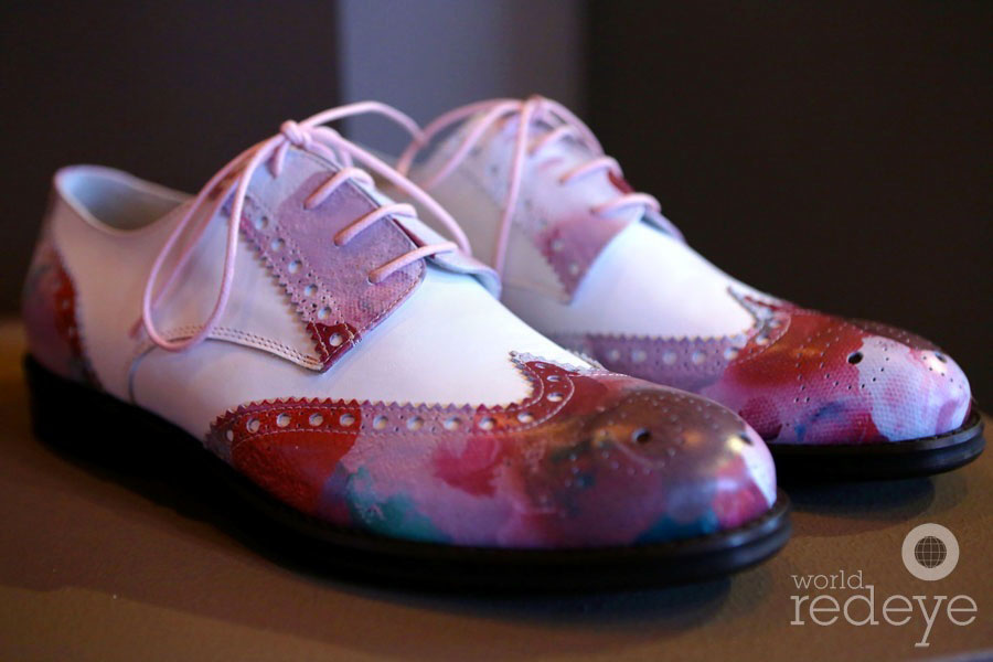 Del Toro x Typoe Shoe Launch