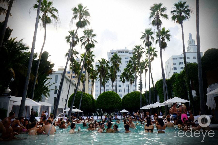 Best Summer Pool Parties: Delano