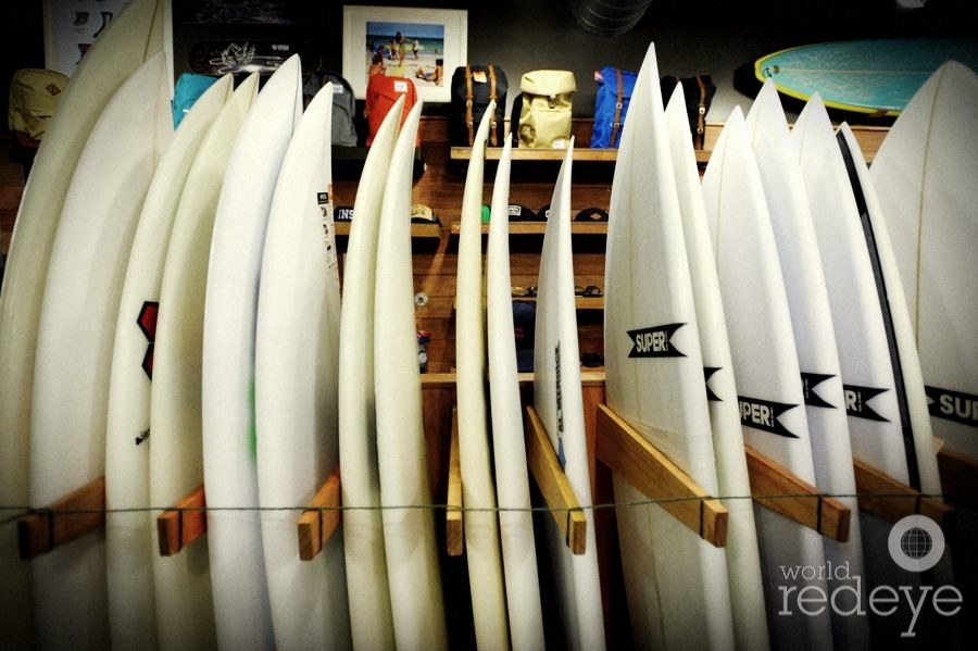 F1rst Surf Supply Company Relaunch