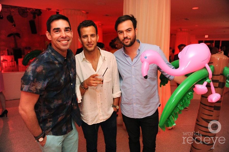 Hotel Life Celebrates LE Miami Closing Party