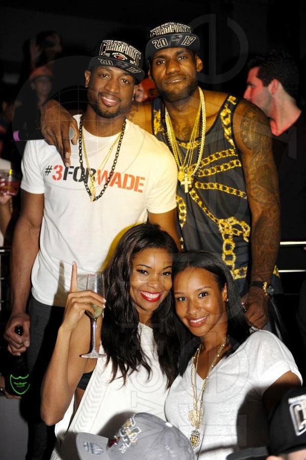 nouveau produit 90e54 81337 2013 NBA Champions Miami Heat at STORY - World Red Eye ...