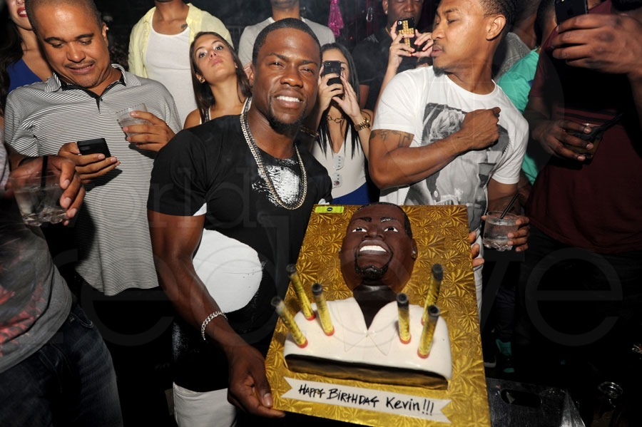 Kevin Hart's Birthday at Mokai