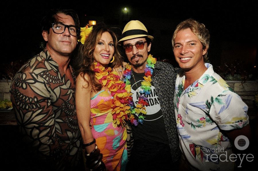 Nick D'Annunzio's Birthday at Soho Beach House