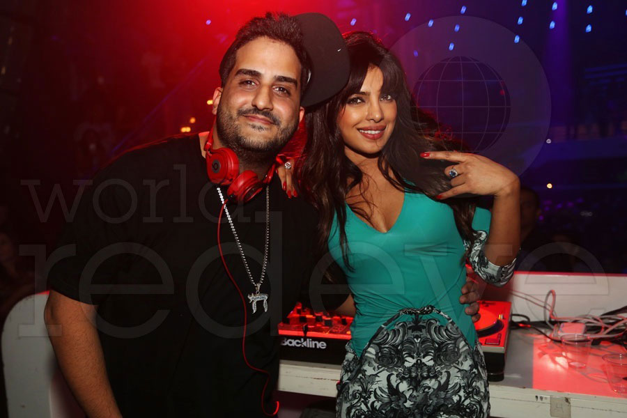 Priyanka Chopra at LIV
