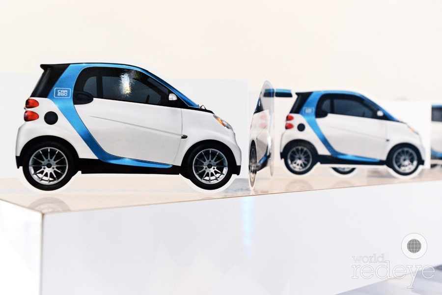 CAR2GO ONE YEAR ANNIVERSARY