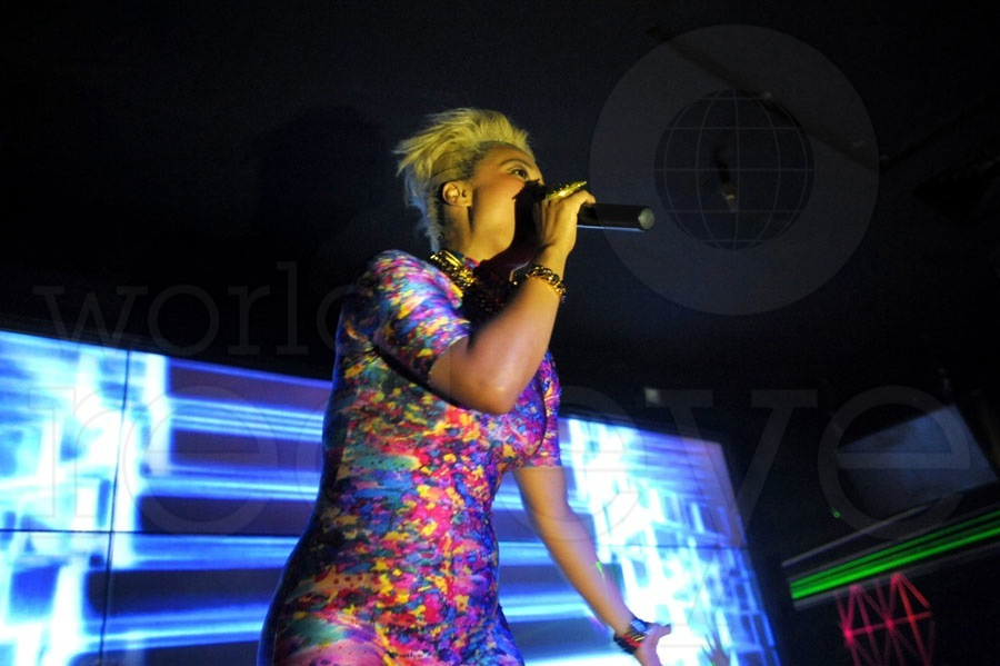 Sneaky Sound System at WALL