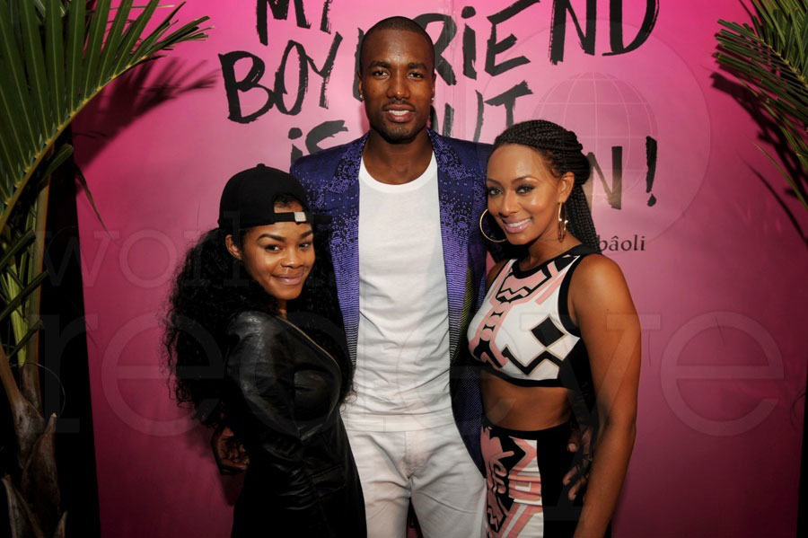 Serge Ibaka's Birthday at Bâoli Miami