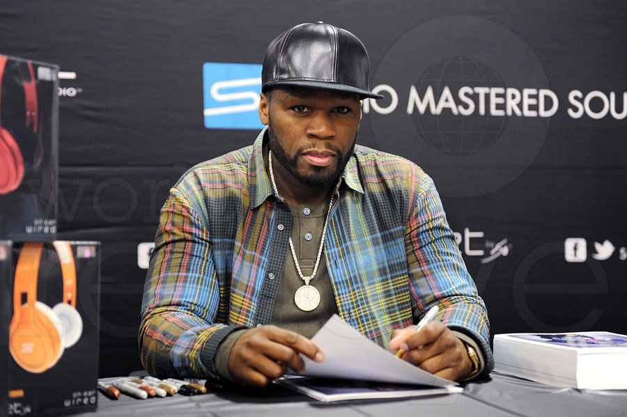 Q&A: 50 Cent Showcases SMS Audio