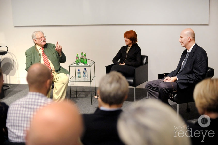Micky Wolfson, Silvia Barisione, & Jon Mogul