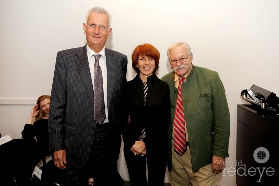 Adolfo Barattolo, Silvia Barisione, & Micky Wolfson