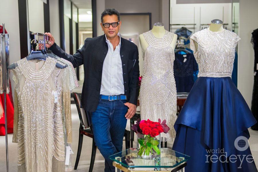 Q&A: Naeem Khan Spring 2014