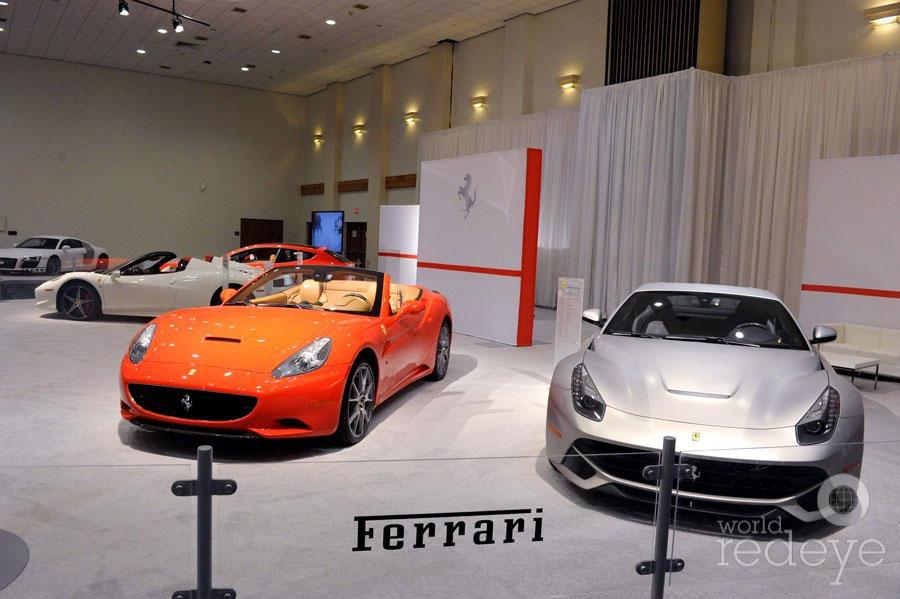 Miami Auto Show >> Miami International Auto Show World Red Eye World Red Eye