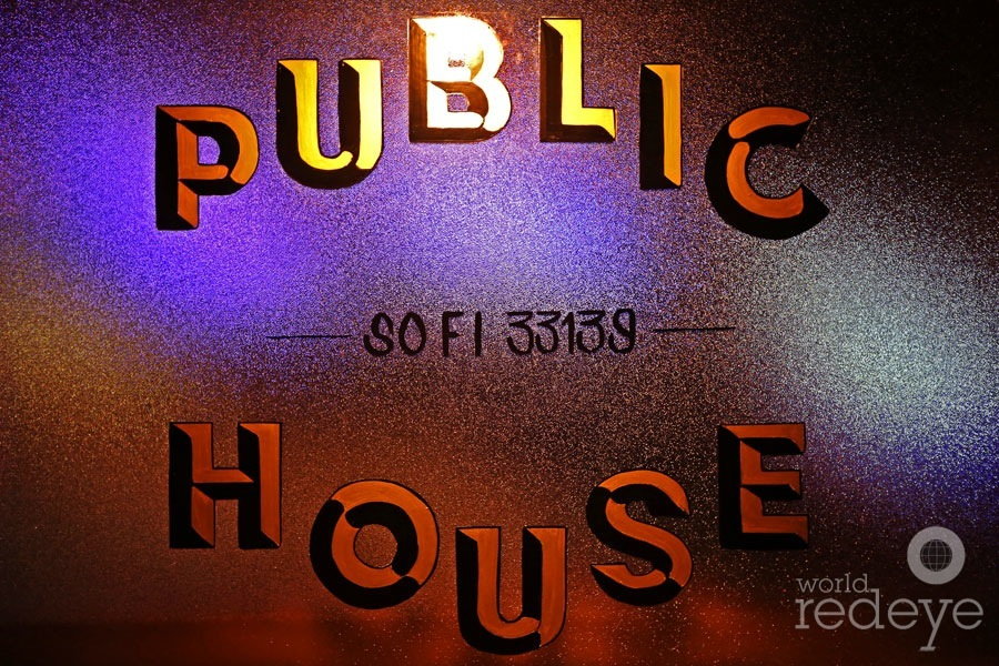 Public House Grand Opening with WRE