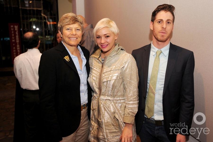 Jeri Wolfson, Taylor Anne Abess, & Matthew Abess