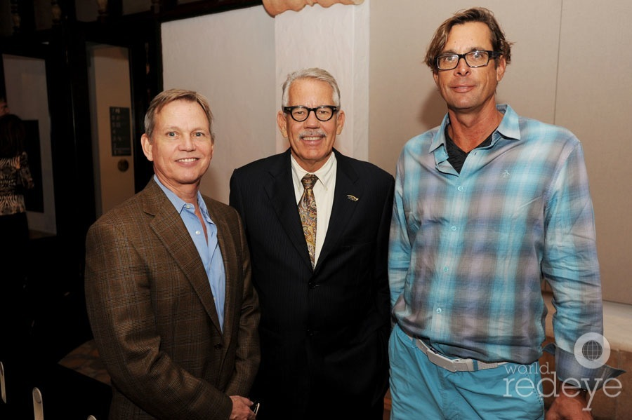 Michael Work, Steve Sauls, & Luciano Rabuske