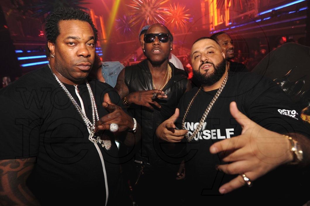 Busta Rhymes, Ace Hood, & DJ Khalid