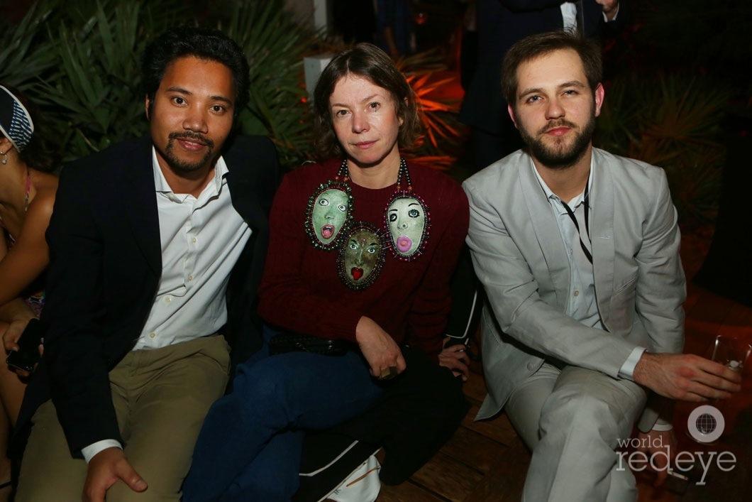 David Vander Stricht, Caroline Van Hoek, & Alexis Ryngaert
