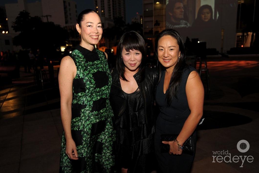 Cecilia Dean, Thao Nguyen, & Sandra Kang