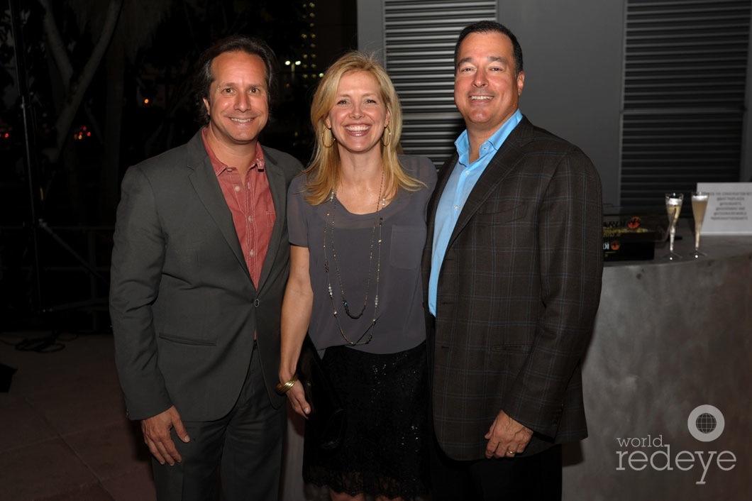 Paul T Lehr, Elizabeth Bacardi, & Facundo Bacardi