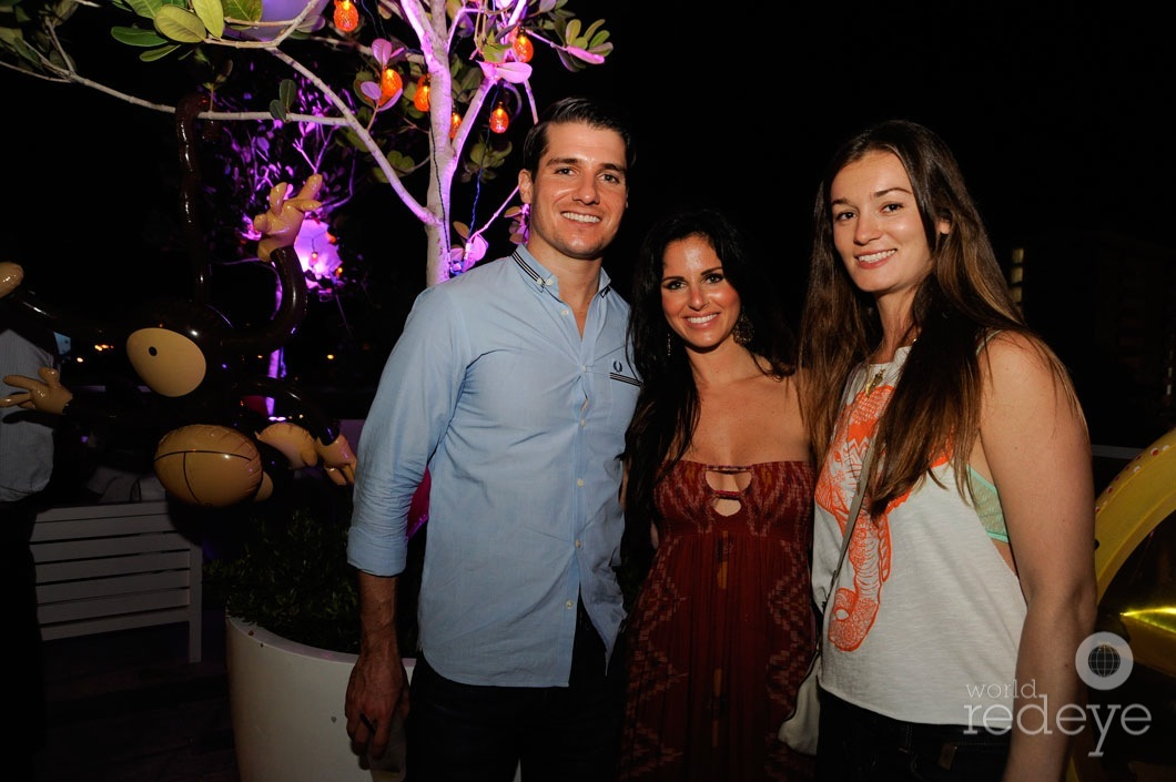 Adam Hughes, Marisa Scime, & liana Schmidt