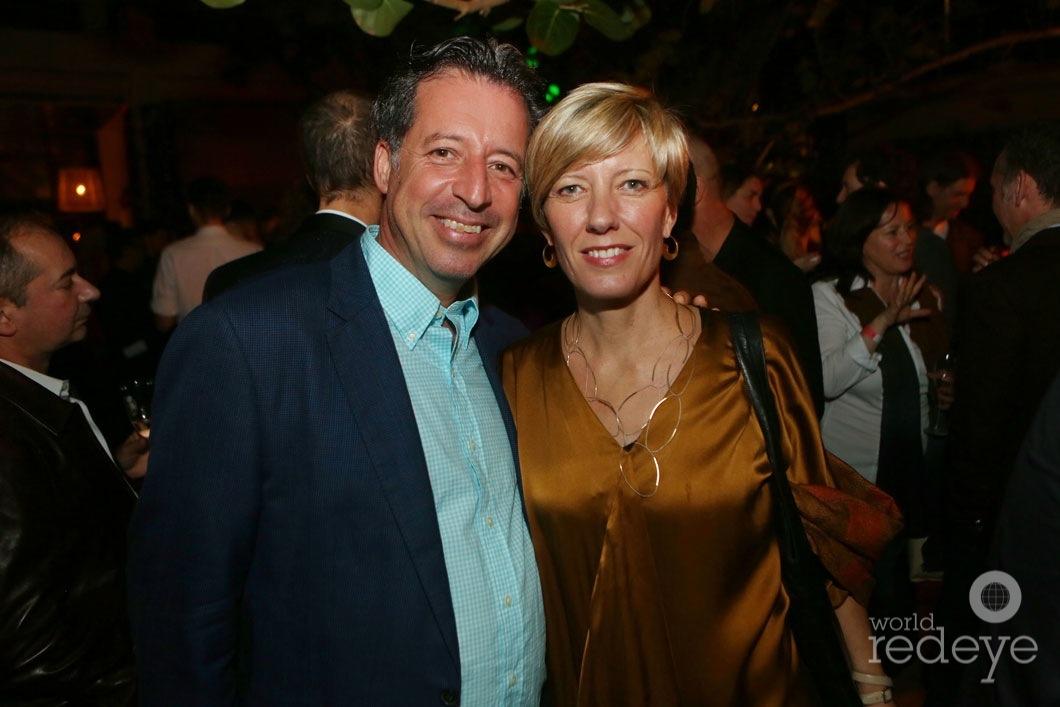 Alex Borer & Annette Schonholzer