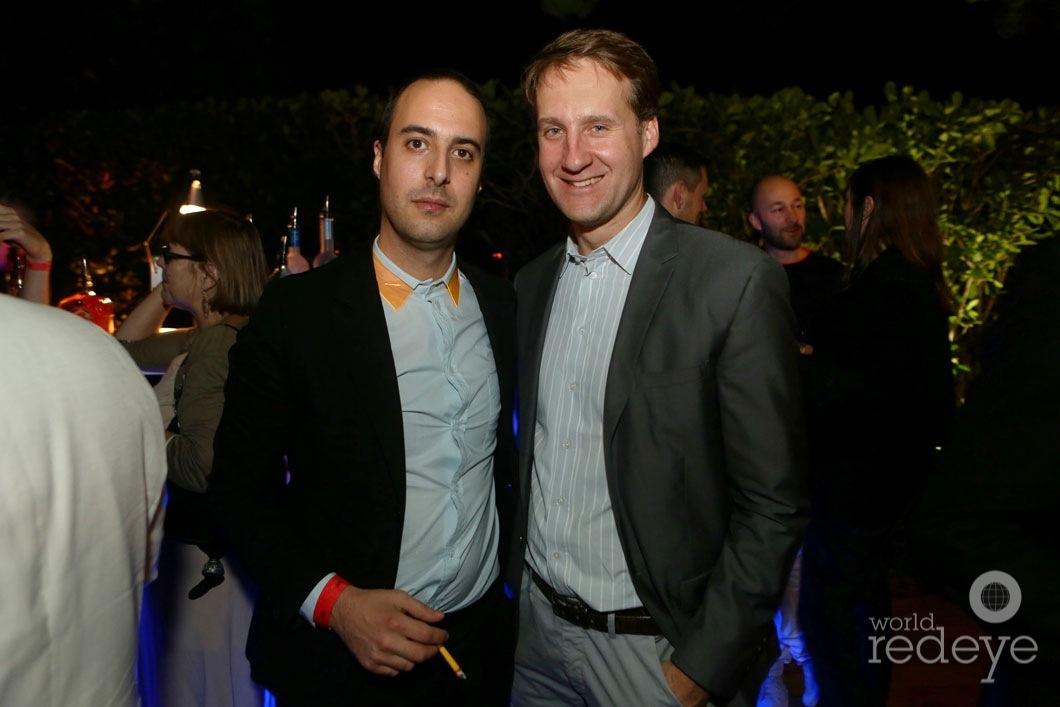 Clement Sauvoy & Yann Soenen