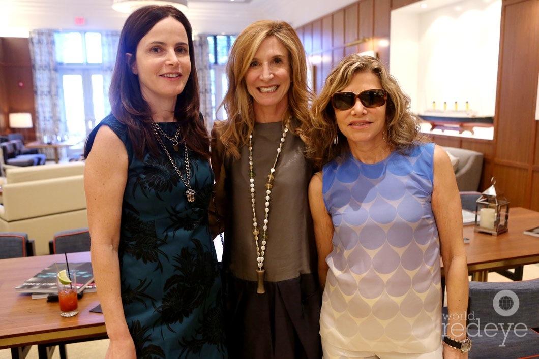 Marcia Dunn, Lorinda Ash, & Diane Tuft
