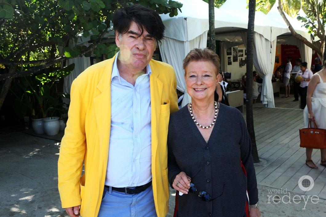 Jacques Barsac & Pernette Perriand
