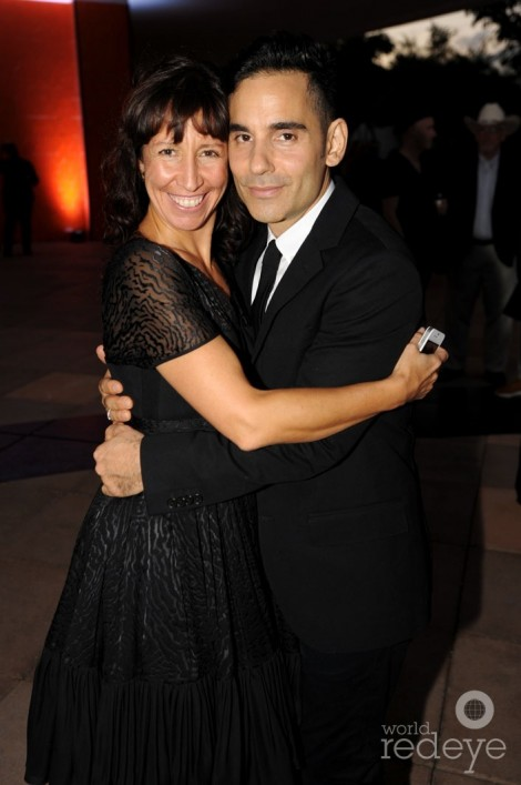 Lisa Leone & James Kaliardos