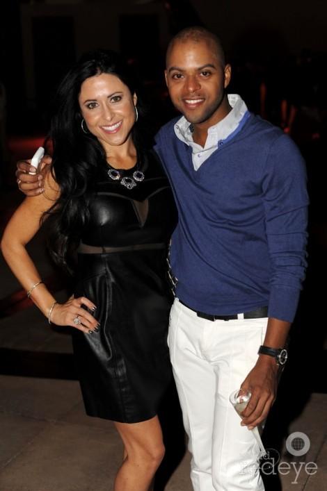 Marci Garcia & Beau Beasley