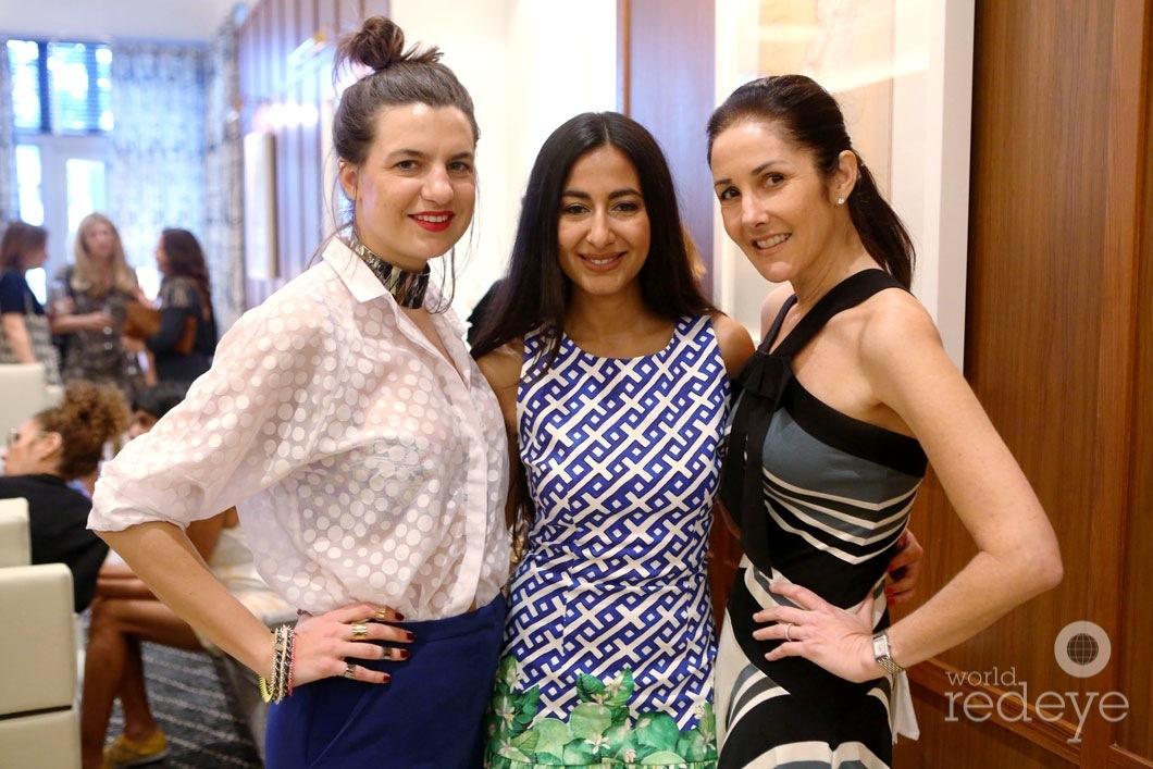Annelise Michelson, Nausheen Shah, & Lana Bernstein