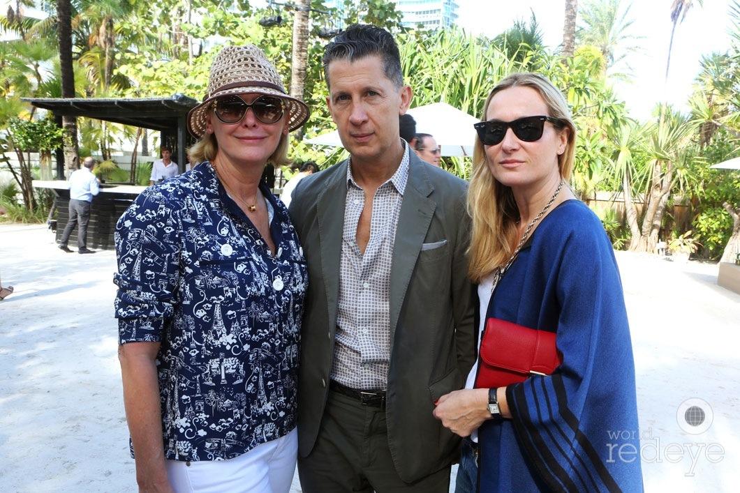 Nancy Murray, Stefano Tonci, & Julie De Libran