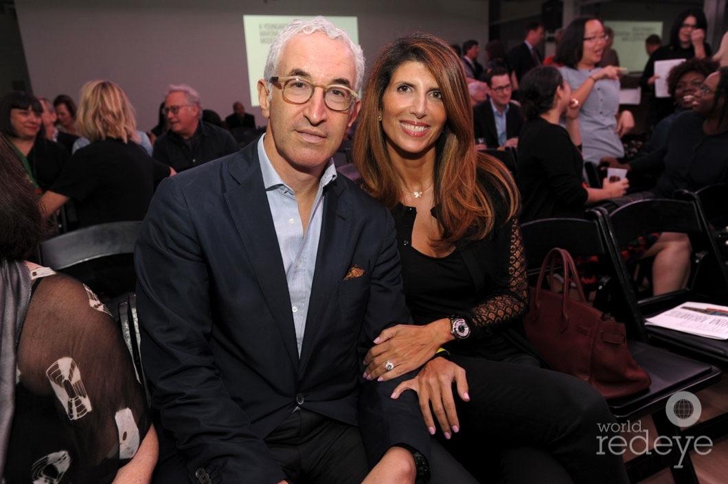 Paul Bloch & Marie France