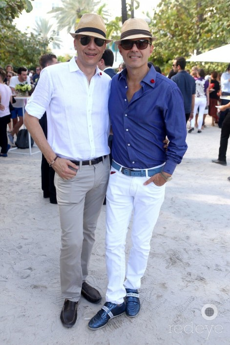 Pedro Maal & Leonardo Davalos