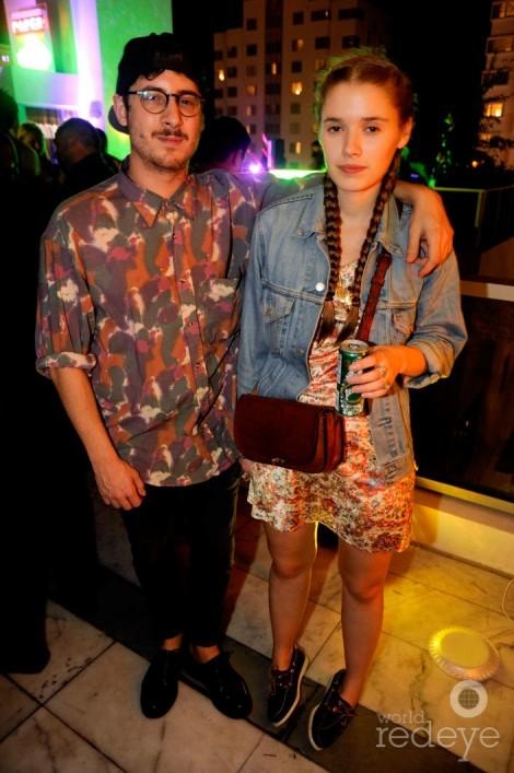 Samuel Rixon & Emma le Doyen