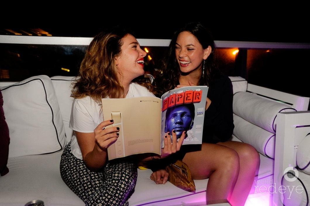 Stephanie de Souza & Katarina Feder
