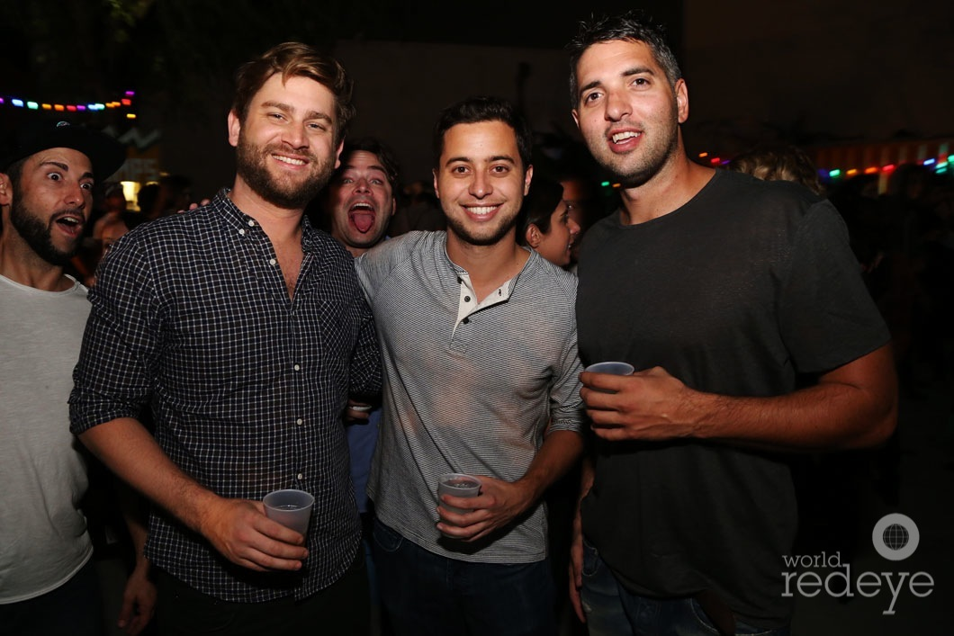 Chris Hudnall, Alfredo Granai, & Drew Smyser